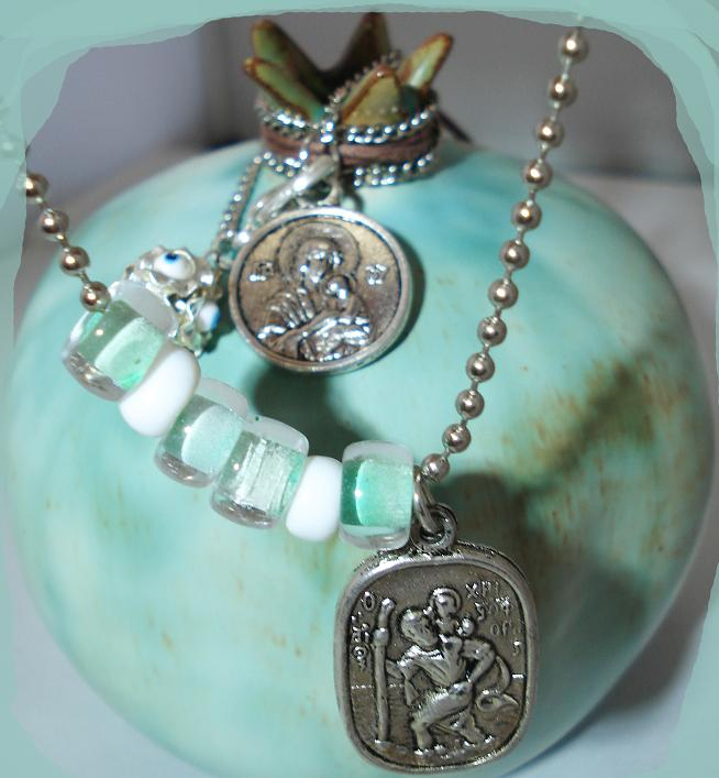 画像: 愛と勇気を貰える メダルイコン マリア
