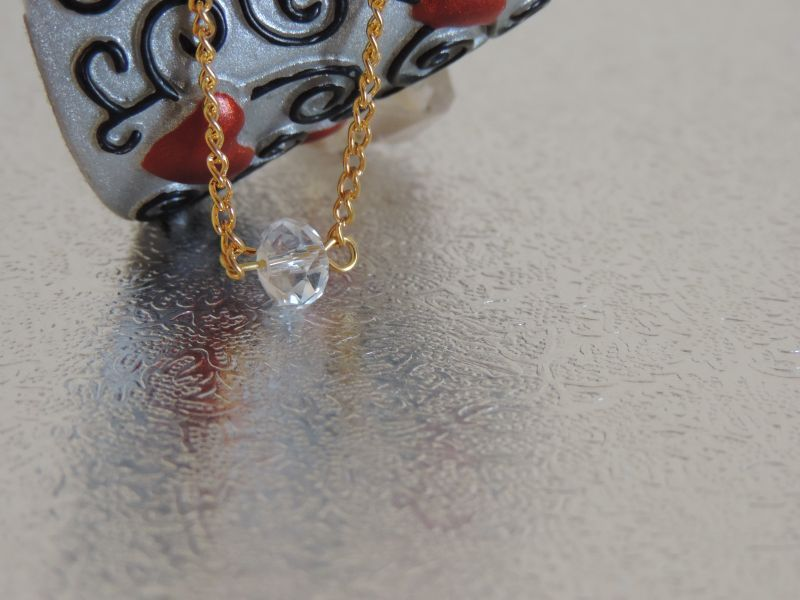画像: 波動の高いドリームストーン【ハーキマーダイヤモンド】ペンダント